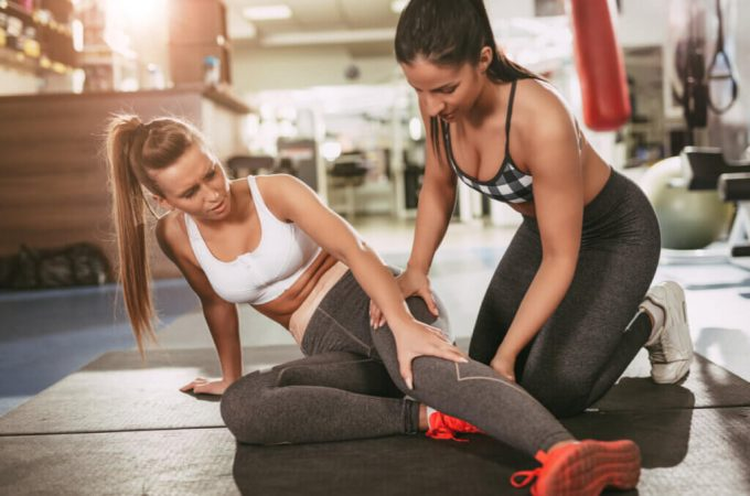 Why is potassium deficiency associated with muscle cramps?