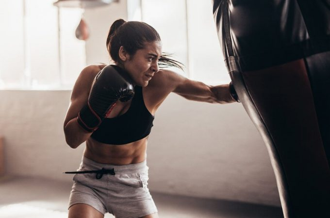 The benefits of practicing a contact sport