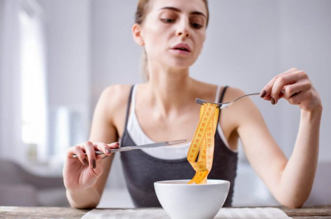 What is anorexia and how does it affect health?